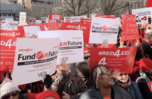 Virginia Educators Vow to Hold Lawmakers Accountable for School Funding