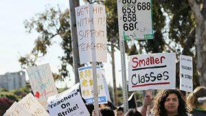 Maestros de Oakland iniciarán una huelga el próximo jueves