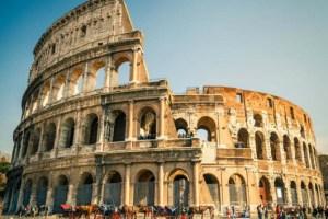 Así era la Antigua Roma