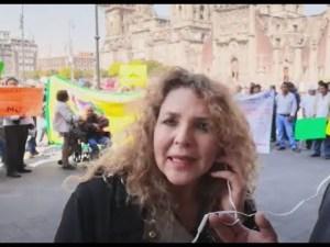 Guadalupe Lizárraga denuncia hostigamiento y agresiones de Miranda de Wallace