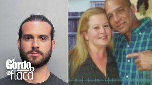 Audio de la esposa y del hijo del hombre que murió después de ser golpeado por Pablo Lyle