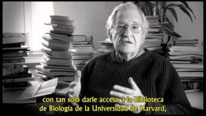 Noam Chomsky – El objetivo de la educación – Subtitulado