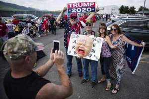 Trump enfurece  contra el NYT por reportaje que lo  involucra en lavado
