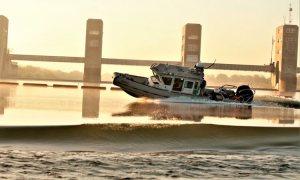 Disparan a un bote de la Patrulla Fronteriza en el Río Bravo desde territorio mexicano; ningún agente lesionado