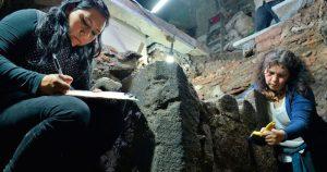 Arqueólogos hallan una casa construida por manos mexicas hace casi 500 años