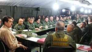 """Funcionarios de Maduro han """"continuado comunicándose"""" con miembros de la administración Trump"""