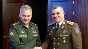 Rusia y Venezuela firman acuerdos para intensificar cooperación militar