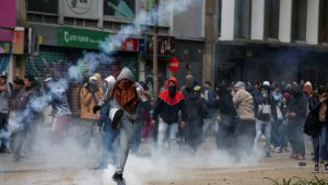 Ola de protestas en el mundo, por aumento en la desigualdad social