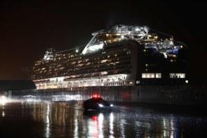 355 casos de coronavirus en crucero en Japón; desalojan pasajeros de EU