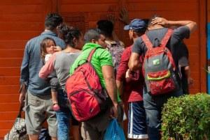 La Comisión Interamericana de Derechos Humanos llama a los gobiernos de México yde Centroamérica a no criminalizar la migración