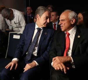 La 4T, gran esperanza, destaca el ex presidente del gobierno de España, José Luis Rodríguez Zapatero