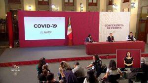 En vivo: Reporte sobre COVID-19 en México. 2 de abril.