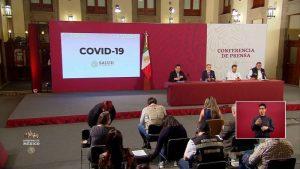 En vivo: Reporte sobre el COVID-19 en México. 1 de abril