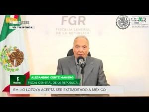Exclusiva: Gertz Manero habla de los 43, Tomás Zerón, Emilio Lozoya y la guerra en Guanajuato