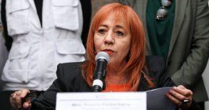Titular de la CNDH denuncia amenazas contra ella y su familia por casos como el de Giovanni López, asesinado por policías de Jalisco