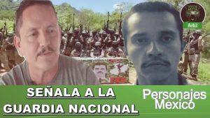 """El pleito no es contra el pueblo de Tecalcatepec sino contra """"El Abuelo"""", según versión atribuida al líder del CJNG, Nemesio Oseguera"""