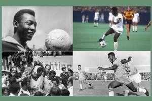 """Videos: Tres Mundiales, más de mil goles y el mejor jugador del siglo XX: El Rey """"Pelé"""" cumple 80 años"""