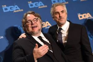 Cuarón, hermanado con Del Toro en el deseo de reparar el tejido social