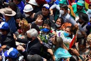Evo Morales vuelve a Bolivia a casi un año de su exilio