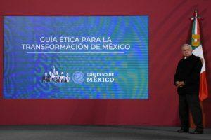 Video: Presenta AMLO la Guía ética para la transformación de México