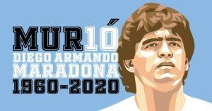 Videos: : Murió Maradona