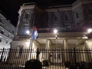 Cuba rinde homenaje a víctimas estadounidenses de la Covid-19