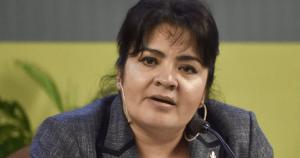 """Nestora Salgado dice YO, tras caída de Macedonio. """"Es tiempo de que una mujer gobierne Guerrero"""""""