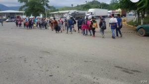 Video: Guatemala refuerza fronteras y decreta estado prevención para evitar el paso de caravana hondureña