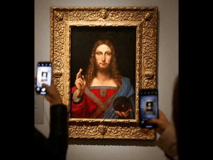 Se agita debate sobre autoría del 'Salvator Mundi' adjudicado a Da Vinci
