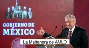 #EnVivo: La Mañanera de AMLO. 14 de mayo
