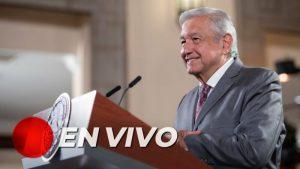 #EnVivo: La Mañanera de AMLO. 23 de junio