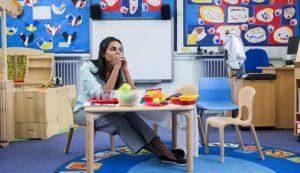 Educadores listos para el otoño, pero se avecina una escasez de maestros