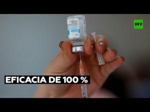 Videos: La vacuna cubana Abdala muestra una eficacia de 100 % para prevenir la muerte y la enfermedad severa por covid-19 en la fase III de los ensayos