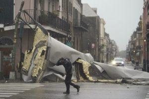 Videos: Tras dañar Luisiana, el huracán Ida se convierte en tormenta tropical y se adentra a Mississippi y Alabama