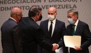 """Diálogo en México por Venezuela, """"el tiempo necesario"""" para lograr acuerdos"""