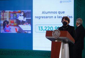 Sismo del 7 de septiembre afectó 558 escuelas mexicanas
