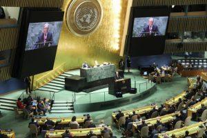 El líder de la ONU, Antonio Guterres, suena alarma: el mundo está al borde del abismo, amenazado y tan dividido