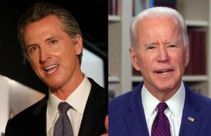 El presidente Biden estará en Long Beach el lunes para respaldar al gobernador Newsom
