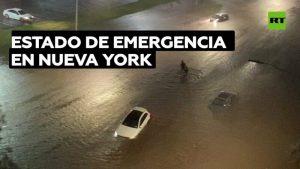 Videos: 46 muertos  por el huracán 'Ida' en Nueva York, Maryland, Connecticut, Nueva Jersez y Pensilvania
