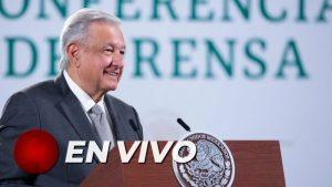 #EnVivo: La Mañanera de AMLO. 26 de octubre