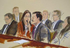 Abogados de 'El Chapo' presentan argumentos para anular la condena de cadena perpetua