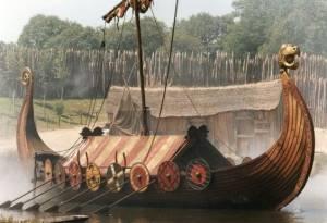 Vikingos llegaron a América casi cinco siglos antes que Colón