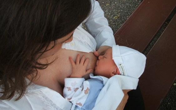 La importancia de la lactancia materna
