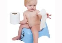 ¡Hasta nunca pañales! Como quitar el pañal a tu bebé
