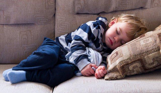Trastorno del sueño en niños