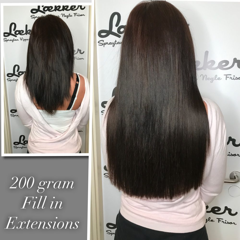 fill in extensions