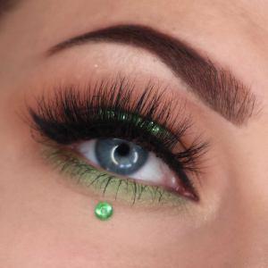 Hot Stuff eyelash extensions