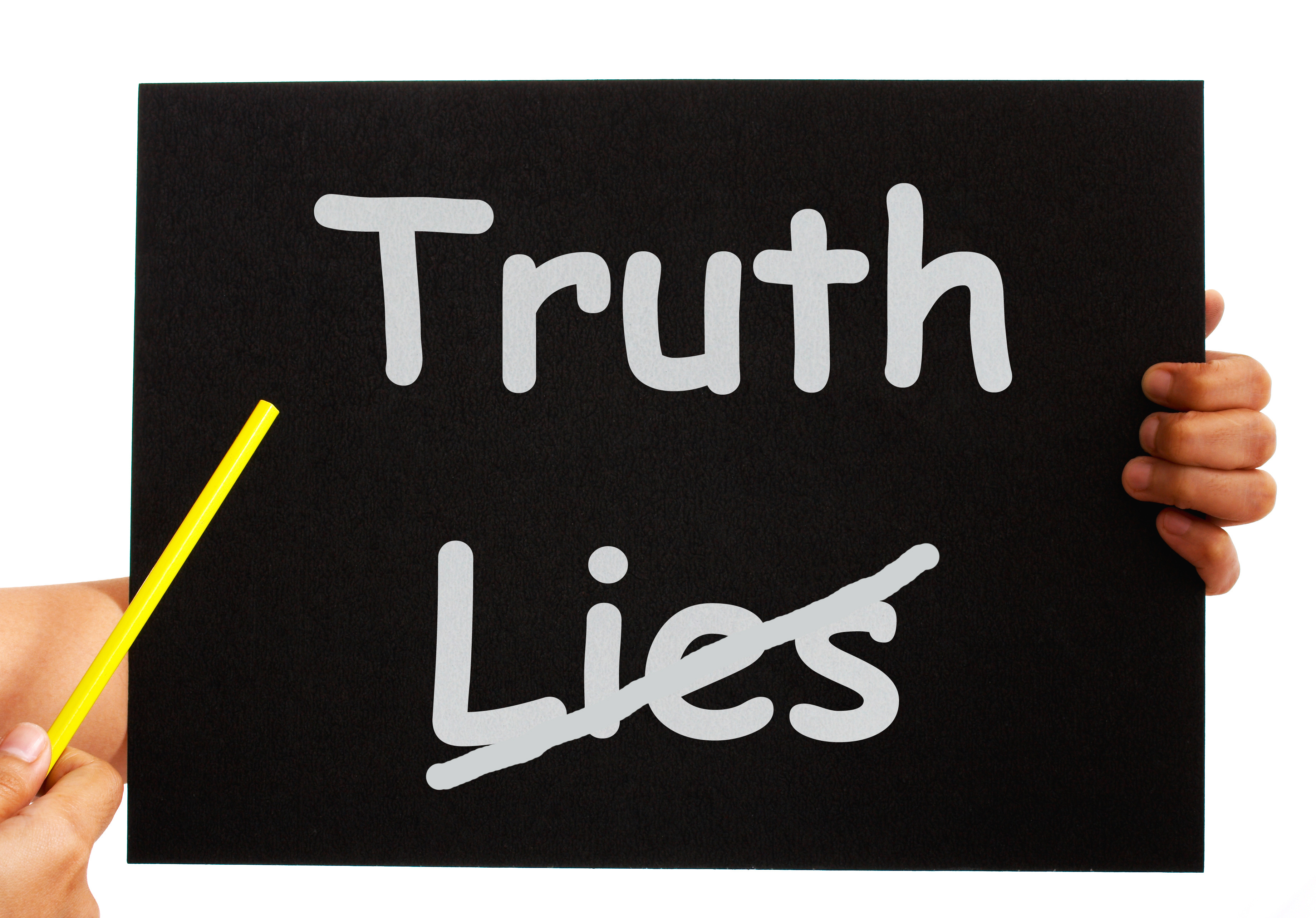 The Best Way To Check Facts And Seek Truth In A Whatever