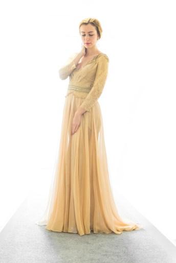 ZLATINA GOLD DRESS (NEW)-9