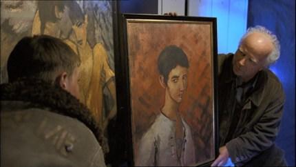 Heimat 3 Ernst und seine Gemälde